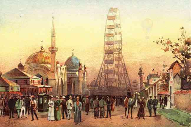1893 World's Columbian Exposition